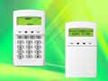 View the New Honewell Slimline Keypad